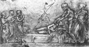 Hippocrates in 400 BC